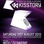Kisstory London Indigo2 August 31St
