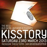 Kisstory March 2013