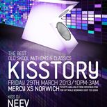 Kisstory Norwich March
