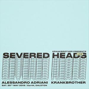 Krankbrother presents Severed Heads Live