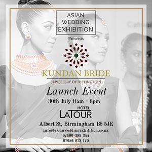 Kundan Bride Launch Event