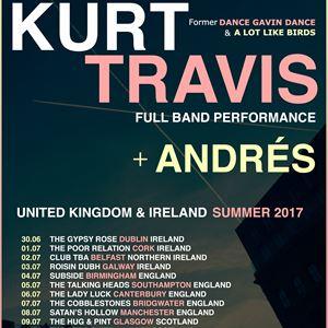 Kurt Travis (ex Dance gavin Dance)