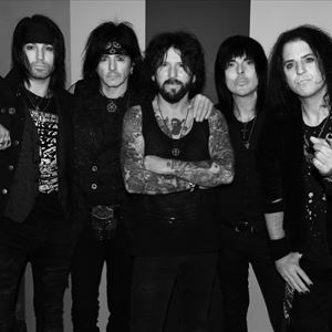 L.A. GUNS with Tracii Guns and Phil Lewis