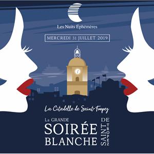 La Grande Soirée Blanche de Saint Tropez