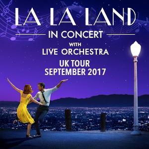 La La Land In Concert With Live Orchestra