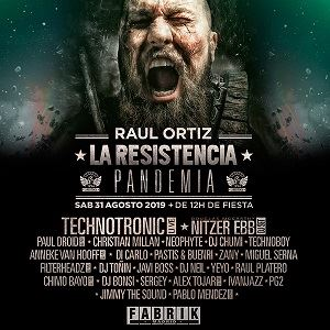 La Resistencia - Pandemia