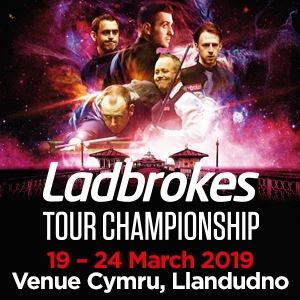 Ladbrokes Tour Championship Snooker
