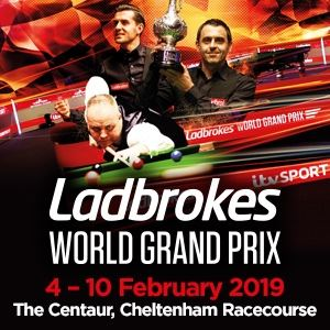 Ladbrokes World Grand Prix Snooker