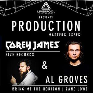 LAN Presents: Production Masterclass