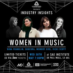 LAN Presents: Women in Music (Industry Insights)