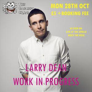 Larry Dean - Work In Progress
