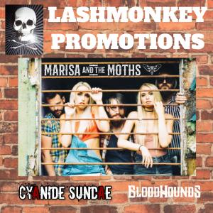 Lashmonkey Promotions - Marisa and the Moths
