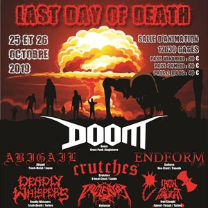 Last Day Of Death