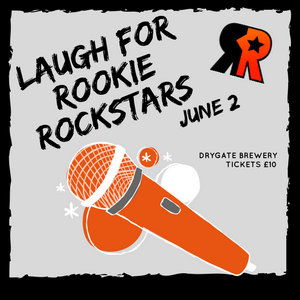 Laugh for Rookie Rockstars