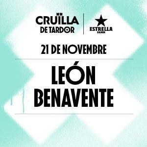 León Benavente (Cruïlla de tardor 2019)