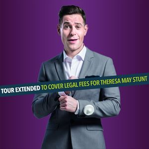 Lee Nelson - Tour extended to cover legal fees