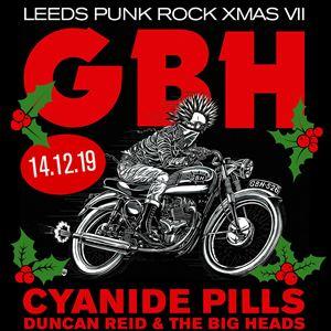 Leeds Punk Rock Xmas 7