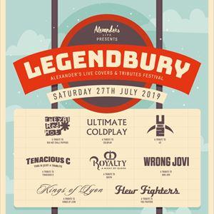 Legendbury 2019 - Alexander's Tribute Festival
