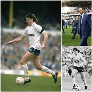Legends Night Ft Chris Waddle. Host: Micky Hazard