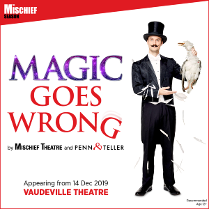 Leisure + Magic Goes Wrong - North Essex