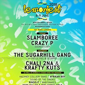 Lemonfest 2018