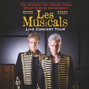 Les Musicals: Live Concert Tour 2019