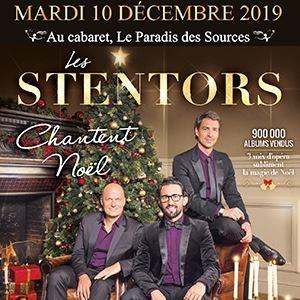 Les Stentors chantent Noël - Repas-Spectacle