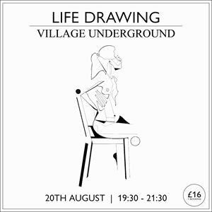 Life Drawing with Dan Whiteson
