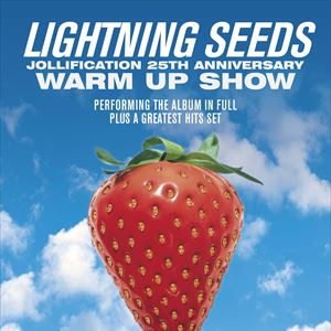 Lightning Seeds - Jollification Warm Up Show