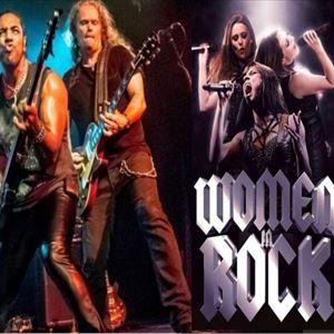 Limehouse Lizzy + Women In Rock