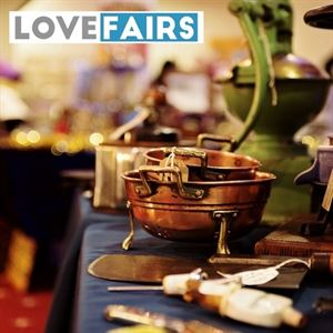 Lingfield Antiques, Collectables and Vintage Fair tickets in