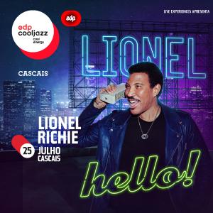 Lionel Richie - EDPCOOLJAZZ 2020