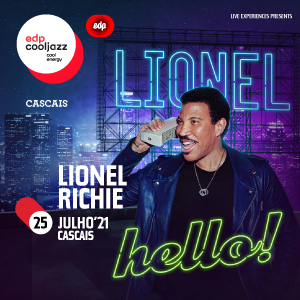 Lionel Richie - EDPCOOLJAZZ 2021