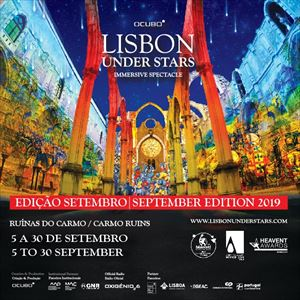 Lisbon Under Stars