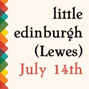 Jordan Brookes: Little Edinburgh
