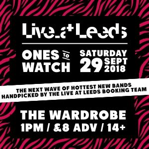 Live At Leeds Ones To Watch #1