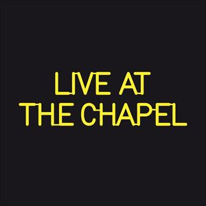 Live At The Chapel with Reginald D Hunter