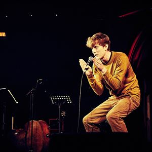 Live At The Chapel with James Acaster