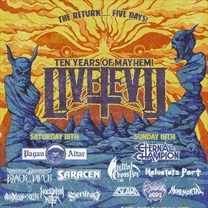 Live Evil: 10 Years Of Mayhem!