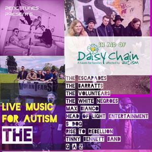 Live Music For Autism 2019