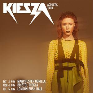 Live Nation Presents Kiesza