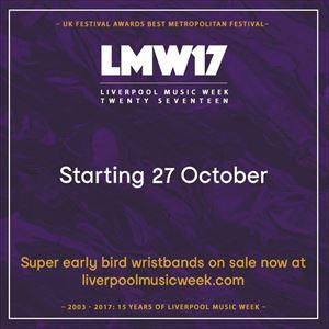 LMW 2017 Festival Wristband