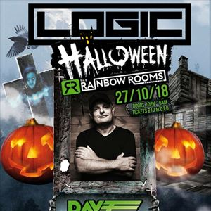 Logic Halloween special WITH DAVE PEARCE