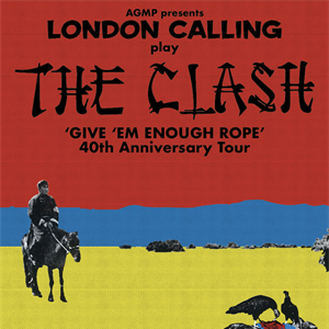 LONDON CALLING plays THE CLASH