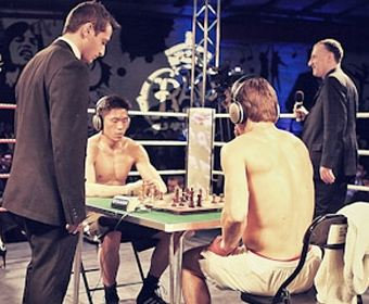 London Chessboxing