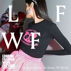 London Fashion Week Festival - Luxe Plus Ticket