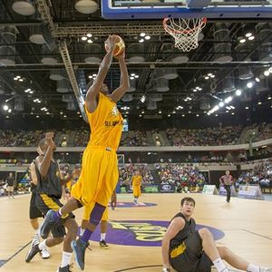 London Lions -V- DBL Sheffield Sharks