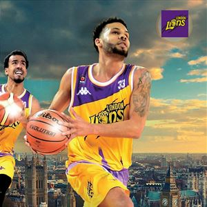 London Lions -V-Newcastle Eagles