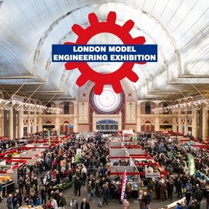 London Model Engineering Exhibition- Meridienne Ex