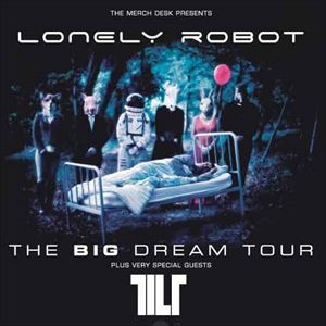 Lonely Robot - Tilt